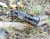 Ultra-bright 3 x AAA Battery CREE R2 LED Tactical Flashlight