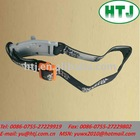 led headlight elastic belt with plastic tips