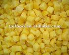 Frozen Yellow Peach Dice (Guan Wu)10*10mm with FDA