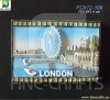 Polyresin 3D London scenery tourist souvenir refrigerator magnets