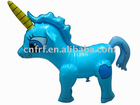 Inflatable PVC unicorn toy