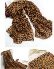 digital print custom design silk scarf