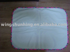 100% cotton Diaper Pad