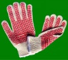 PVC Dot Cotton Gloves