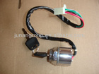 ATV motorcycle parts 4-wire ignition switch