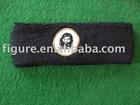 wristband and headband