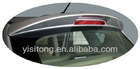 abs auto parts spoiler for nissan qashqai car body parts