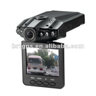 270 Degree Rotation HD Car DVR