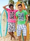 2011 men's fashion 100% cotton print t-shirt