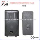 """Mulit-speaker box 8"""" DJ speaker for stage wooden DJ speaker WB08"""