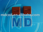 CBB21 400V Polypropylene film capacitor for DC circuits