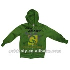 Men's knitted hoody and sweater shirt