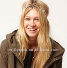 Fashion spike headband elastic headband jewelry
