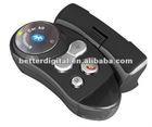 Bluetooth car kit steering wheel control
