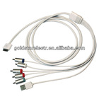 AC component cable for ipad/iphone