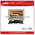 7 inch TFT LCD Stand Alone Headrest Monitor