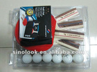 4C202-4 table tennis set