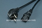 Power cords VDE Plug