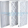 Cardboard Frame Pleated Filter / Paperboard Frame Pleated Filter / Disposable Pleated Filter