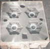 ductile iron casting sand mould China foundry