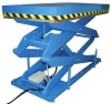 Small scissor lift table