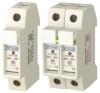 RT18 Series Fuse Bases For Cylindrical fuse links with indicator