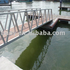 Composite Material Floating Platform