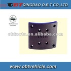 Brake Lining for Truck Trailer and Heavy Duty