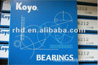 Original koyo 6212 Deep groove ball bearings