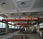 More Safety!!!LH electric hoist double girder overhead crane