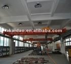 More Safety!!!LH electric hoist double girder overhead crane