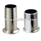 CNC precision steel pipe fittings