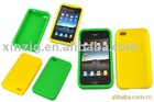 durable silicone skin case for Apple iPhone