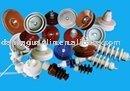 porcelain suspension insulator
