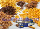 inflating snack food making equipment