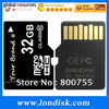 bulk OEM brand memory card 32GB class 10 with adapter