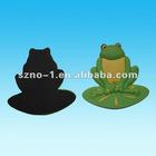 2012 Promotional Lovely Frog shape PVC fridge magnet