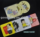 cartoon coaster/MDF coaster(promotional gifts)