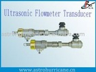 Insertion Ultrasonic Flowmeter Transducer