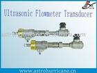 Insertion Ultrasonic Flowmeter Transducer