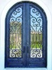 2011 Top-selling hand forged steel entrance gates design for garden,park,home(I-G-0002)
