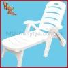 2012 High quality white beach chair,adjustable beach chair