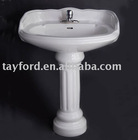 US Standard Pedestal Basin, Model: 1260