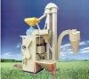 combine rice mill
