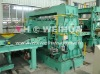double-crank revolving fly-saw leveling and cutting machine line China