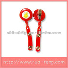 retractable swivel badge/pull reel
