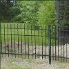 Ornamental Fence,Glavanized Ornamental Fence, Powder Coated Ornamental Fence,