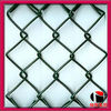 PVC coated/galvanized chain link fence(manufacturer)