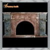 strong powerful stone fireplace mantel YL-B184