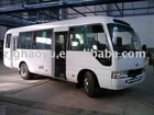 HY6750 mini bus 26+7 7.5 meters long Coaster type city bus